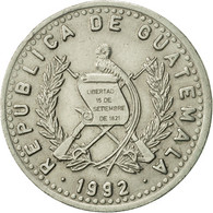 Guatemala, 10 Centavos, 1992, SUP, Copper-nickel, KM:277.5 - Guatemala