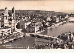 SUISSE - ZURICH - GROSSMIUUSTER HELMHAUS - GE Geneva