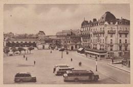 RENNES - ILLE & VILAINE -  (35) - CPA BIEN ANIMÉE. - Rennes