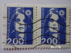 N°2906 Marianne De Briat - 1989-96 Marianna Del Bicentenario