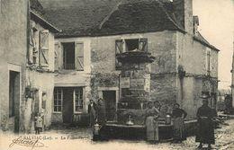 Salviac : La Fontaine - Salviac