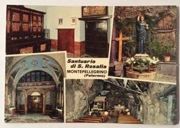 MONTEPELLEGRINO (PALERMO ) SANTUARIO DI S.ROSALIA NV FG - Palermo