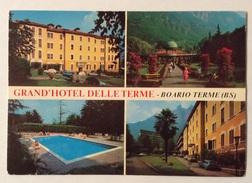 BOARIO TERME - GRAND HOTEL DELLE TERME  NV FG - Brescia