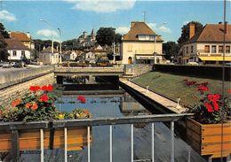 ¤¤  -   CHATILLON-sur-SEINE   -  La Seine  -  Quartier Et Eglise Saint-Vorles   -  ¤¤ - Chatillon Sur Seine