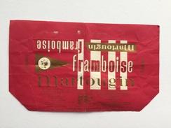 """EMBALLAGE CHOCOLAT  """"FRAMBOISE """"Anvers . - Publicités"""