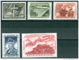 N° 1032-1036  X 1957 - Ungebraucht