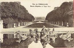 FRANCE # Pac De VERSAILLES - France