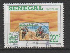 """SÉNEGAL ,N°892 """" PARIS-DAKAR"""" - Senegal (1960-...)"""