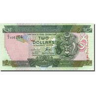 Îles Salomon, 2 Dollars, 1996-1997, Undated (1997), KM:18, NEUF - Salomons