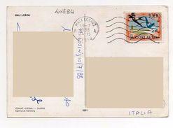 Mali Losinj - JUGOSLAVIJA - Storia Postale - 1945-1992 Repubblica Socialista Federale Di Jugoslavia