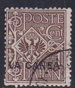 Italy-Italian Offices Abroad-La Canea  S3 1905  1 C Brown Used - La Canea