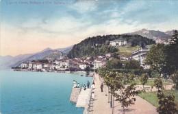 Lago Di Como - Bellagio E Villa Serbelloni (5027) - Como