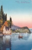 Lago Di Como - Bellagio - Veduta Della  Villa Serbelloni (100) - Como