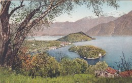Lago Di Como - Tremezzina Coll'Isola Comacina (306) - Como