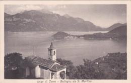 Lago Di Como - Bellagio, Da S. Martino (13274) - Como