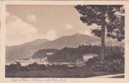 Lago Di Como - Bellagio Dalla Villa Trotti (13288) - Como