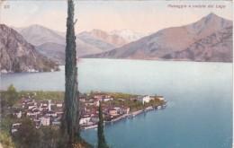 Lago Di Como - Menaggio E Veduta Del Lago (107) - Como