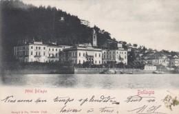 Lago Di Como - Bellagio - Hotel Bellagio (7048) * 6. 4. 1902 - Como
