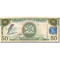 Trinidad And Tobago, 50 Dollars, 2006, 2006, KM:50, NEUF - Trinidad & Tobago