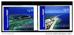 AUSTRALIA - 2007  ISLAND JEWELS  SELF  ADHESIVE SET  MINT NH - Mint Stamps