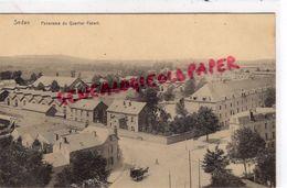 08 - SEDAN- PANORAMA DU QUARTIER FABERT 1918 - Sedan