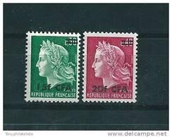 Timbre De Réunion De 1969   N°384/85   Neuf ** Parfait Sans Charnière - La Isla De La Reunion (1852-1975)