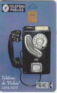 SPAIN - Telefono De Fichas 1964-1975, 05/02, Used - Spain