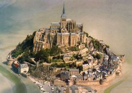 LE MONT SAINT-MICHEL (Manche 50) - Le Mont Saint Michel