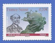 FRANCE 4393 NEUF ** UPU RENÉ DE SAINT-MARCEAUX - France