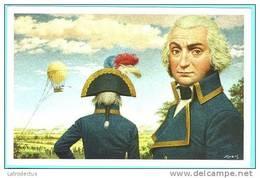 Lands Glorie - 338 - Fleurus, 1794, Ballon-captif L'Entreprenant, Général Jourdan - Artis Historia
