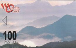 MONTENEGRO - Mountains Of Montenegro, 08/01, Sample No Chip And No CN - Montenegro