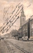 Val-Saint-Lambert - L'Eglise (animée, 1905) - Seraing