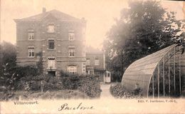 Val-Saint-Lambert - Villencourt (serre, 1909) - Seraing