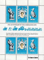 Mauritius,  Scott 2017 # 464,  Issued 1978,  S/S Of 6,  MNH,  Cat $ 2.75, QE II - Mauritius (1968-...)