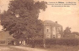 Roloux - Le Tilleul 4 Fois Centenaire (animée, Arbre Remarquable) - Fexhe-le-Haut-Clocher