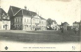 Le Blanc Place De L Hotel De Ville - Le Blanc