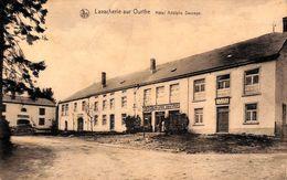 Lavacherie Sur Ourthe - Hôtel Adolphe Sauvage (animée, Café...pli) - Sainte-Ode