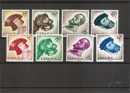 Espagne -  Charles V -Quint   ( 913/920 XXX -MNH) - 1931-Heute: 2. Rep. - ... Juan Carlos I