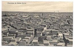 SYRIE - Panorama De HOMS - Syrie
