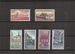 Espagne - Monastère De L'Escorial  ( 1055/1060 XXX -MNH) - 1931-Aujourd'hui: II. République - ....Juan Carlos I