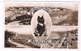 UK2724    RAMSGATE : Good Luck From ( Multiview) - Ramsgate