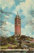 Z3569 Bristol - Cabot Tower And Rock Gardens / Non Viaggiata - Bristol