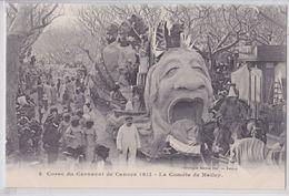CANNES - Corso Du Carnaval 1911 - La Comète De Halley - Cannes
