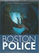 "BOSTON POLICE  "" LES MARTYRS DE SALEM  "" -  BOISGIBAULT / MARNIQUET / JOLIVET   -  E.O.  MAI 2011 - Non Classificati"