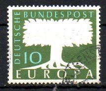 ALLEMAGNE. N°140 Oblitéré De 1957. Europa'57. - Europa-CEPT