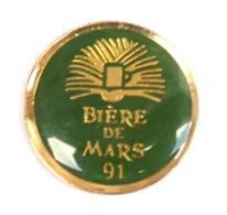 Pin's  BIERE DE MARS - Le Logo - Heineken Et Pelforth -  G668 - Beer