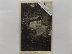 Lenggries, A.V.P. Vereinshütte, Gel. 1937 - Lenggries