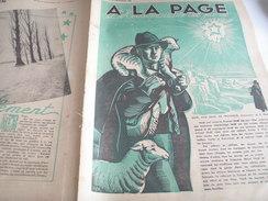 NOEL BAUX PROVENCE/ MADELEINE GILET /GREVE ASNIERES OISE /TINO ROSSI /FOOT GIEN /A LA PAGE - Livres, BD, Revues