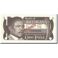 Botswana, 1 Pula, 1983, KM:6s, NEUF - Botswana