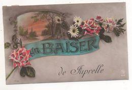 36299 - Un  Baiser  De     Juprelle - Juprelle